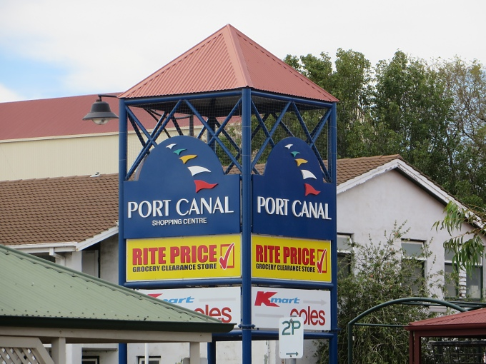 port canal shopping center