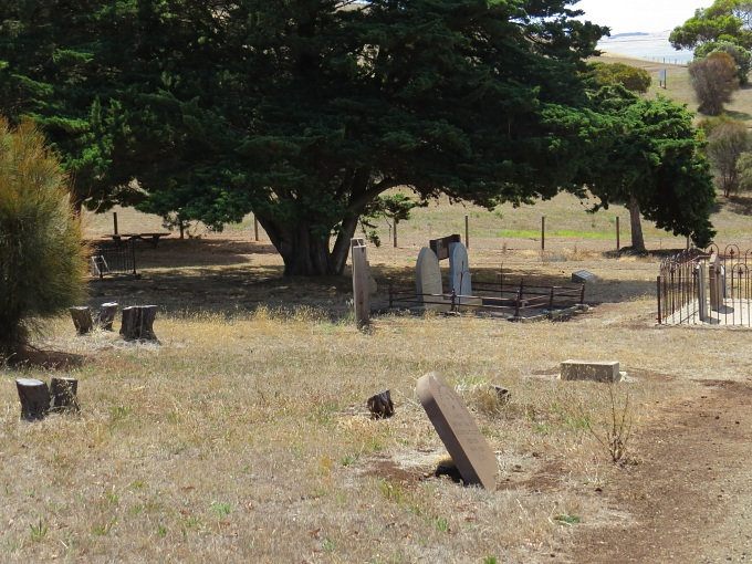 first settlers cemetary