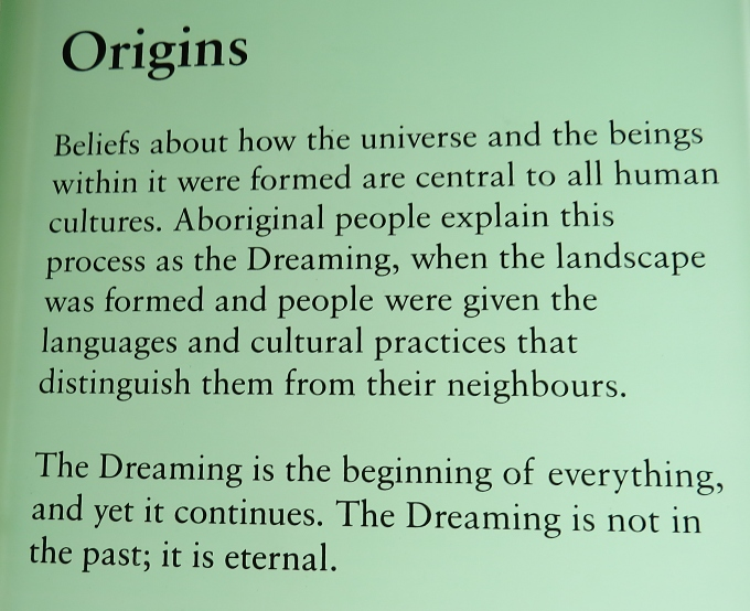 origins at the south australia museum