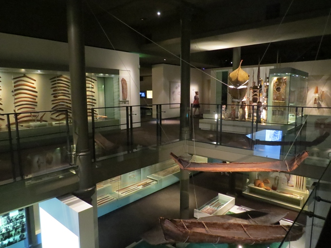 aboriginal gallery at south australia museum