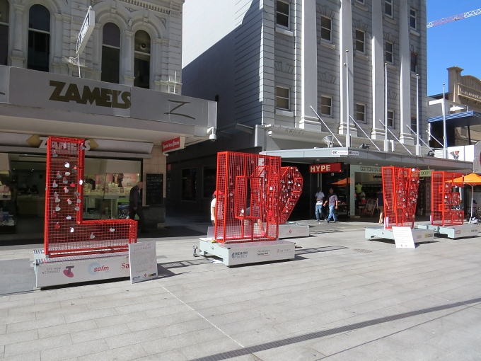 love on the rundle mall