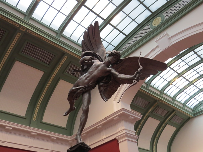 eros at the gallery of south australia