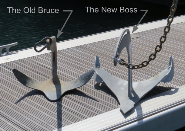 bruce and boss