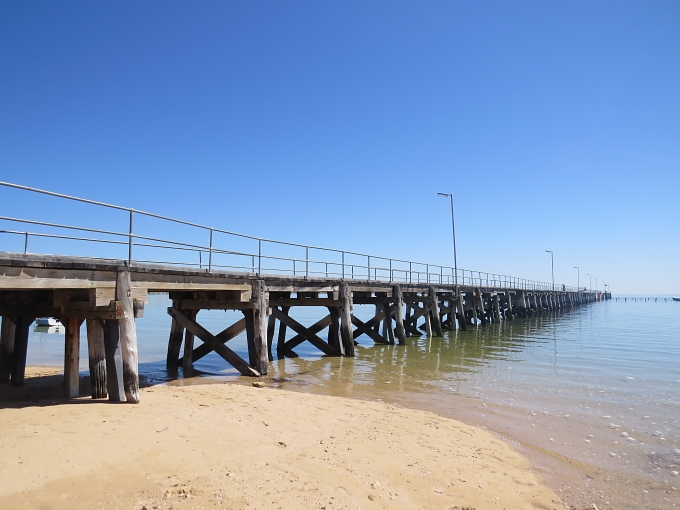 streaky bay jetty