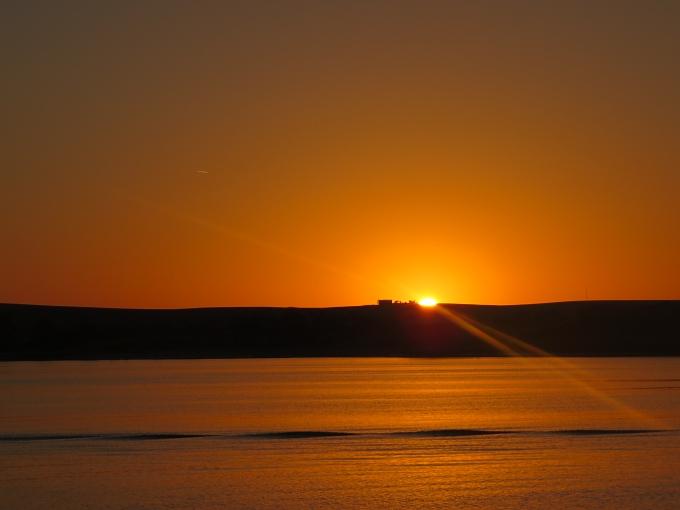 sunrise in streaky bay