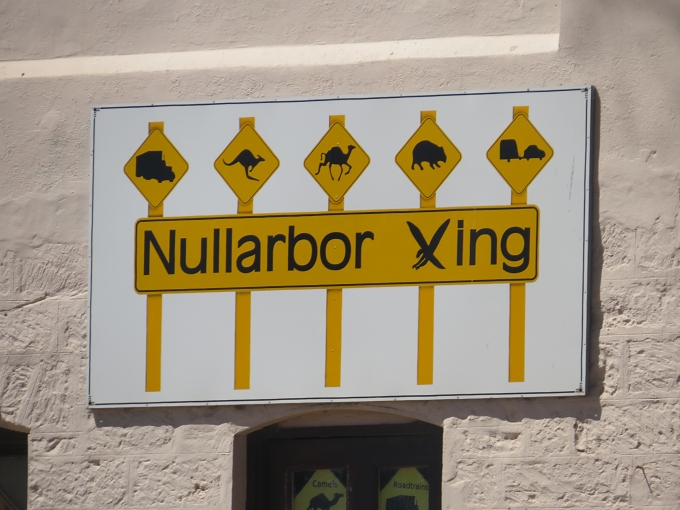 nullarbor crossing