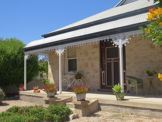 typical streaky bay house
