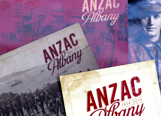 anzac in albany