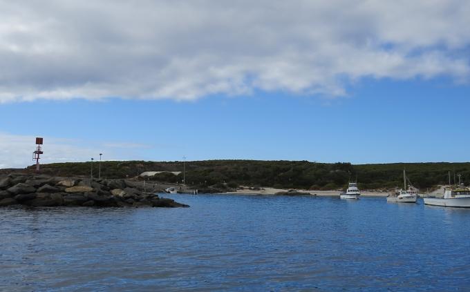 fishery bay