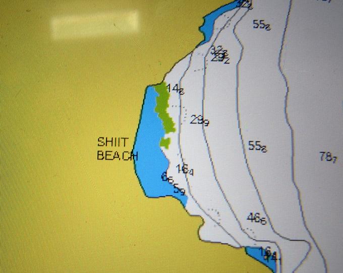 shiit beach