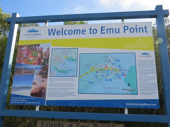 emu point