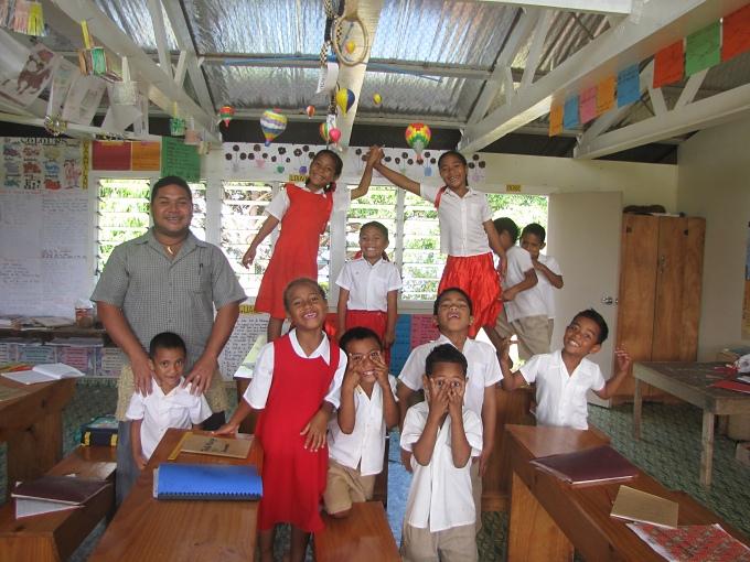 tonga school