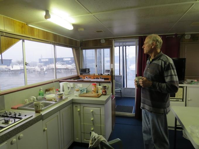kevins houseboat