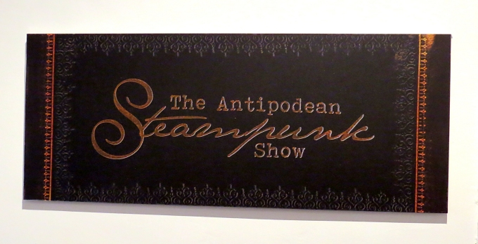 the antipodean steampunk show