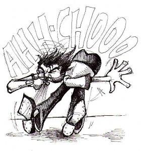 ah choo