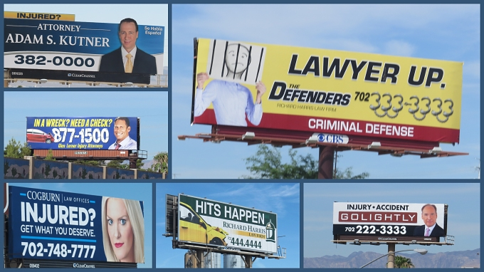lawyer billboards