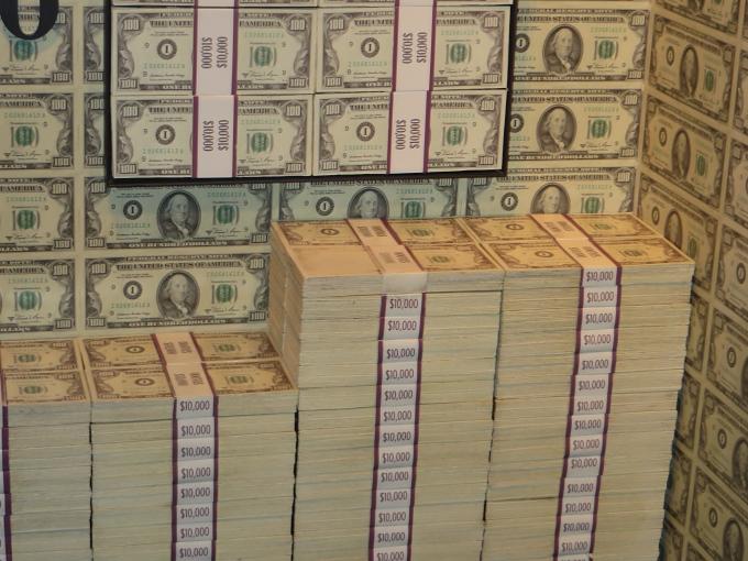money skimming