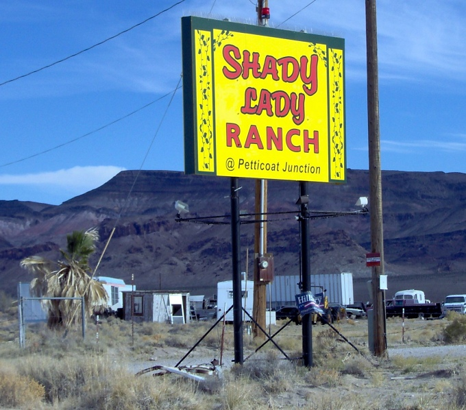 shady lady ranch