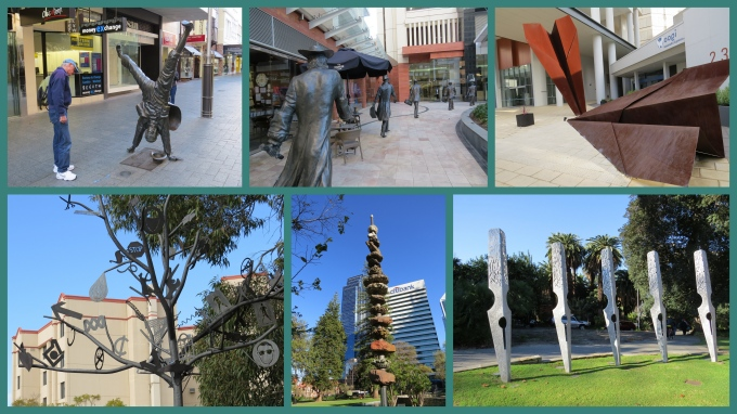 public art in perth