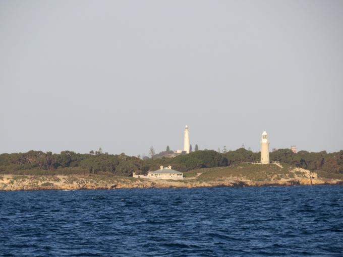lighthouses aligned