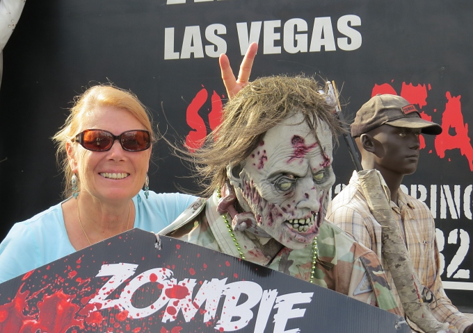marcie and zombie