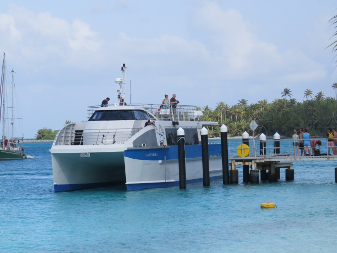 cocos ferry