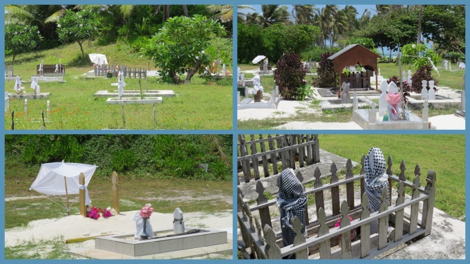 cocos keeling malay graves