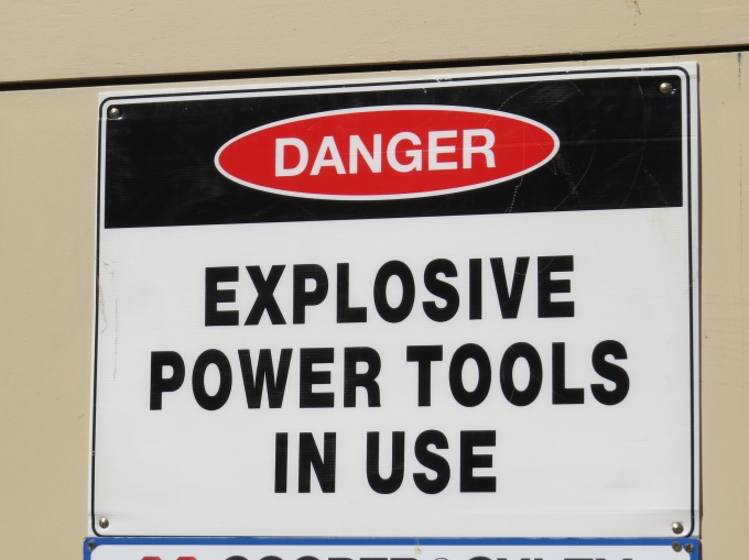 explosive power tools