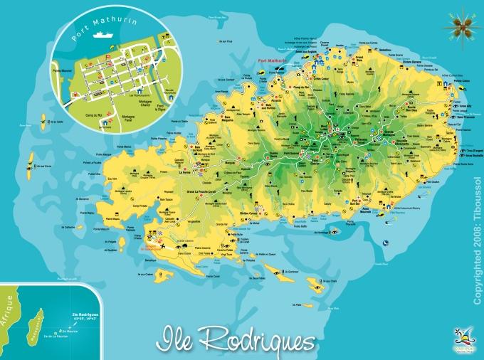 rodrigues map