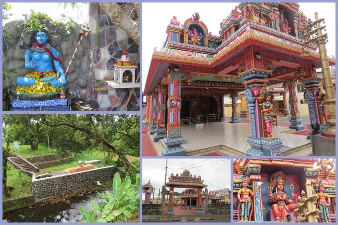 hindu temples in port louis