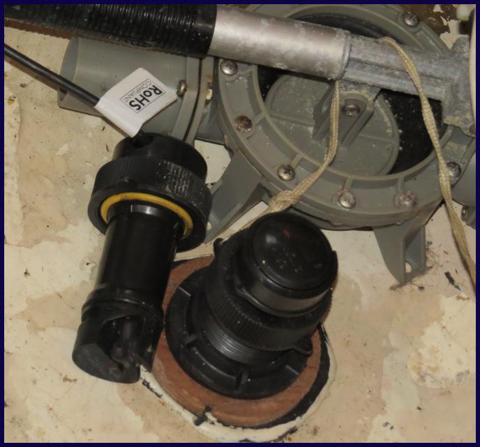 transducer and plug