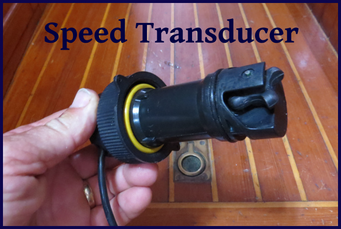 spped transducer ready to go