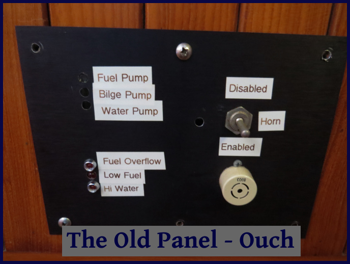 the old panel