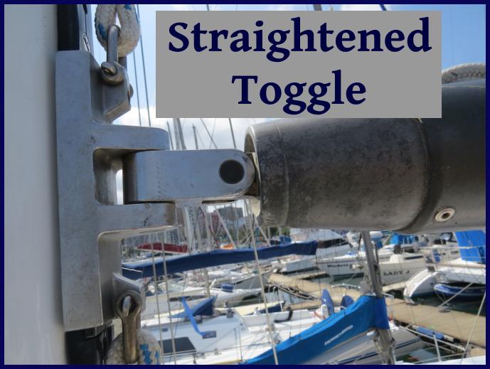 straightened toggle