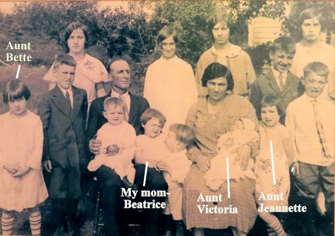 lacoste family portrait