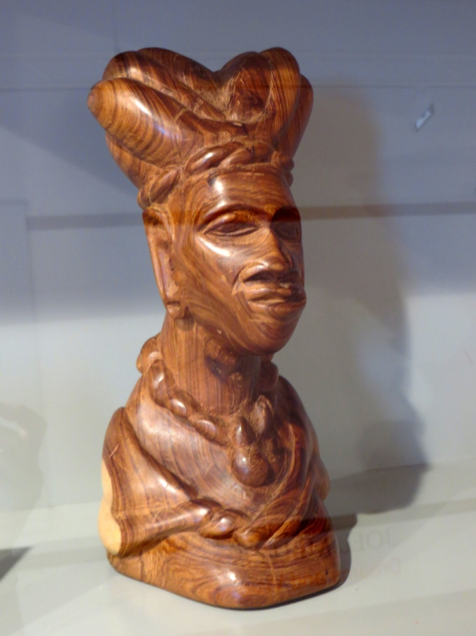 joel mbyisa wood carving durban south africa
