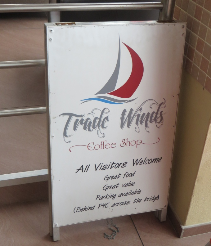 tradewinds coffee shop