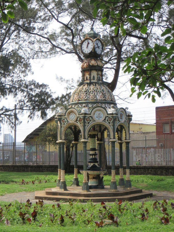 vasco da gama memorial clock durban south africa