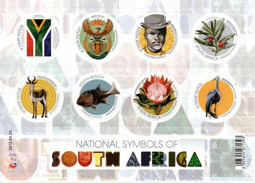symbols of south africa