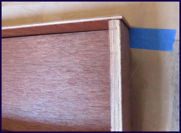 closeup of instrument box