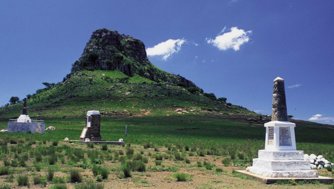 battlefield monument south africa