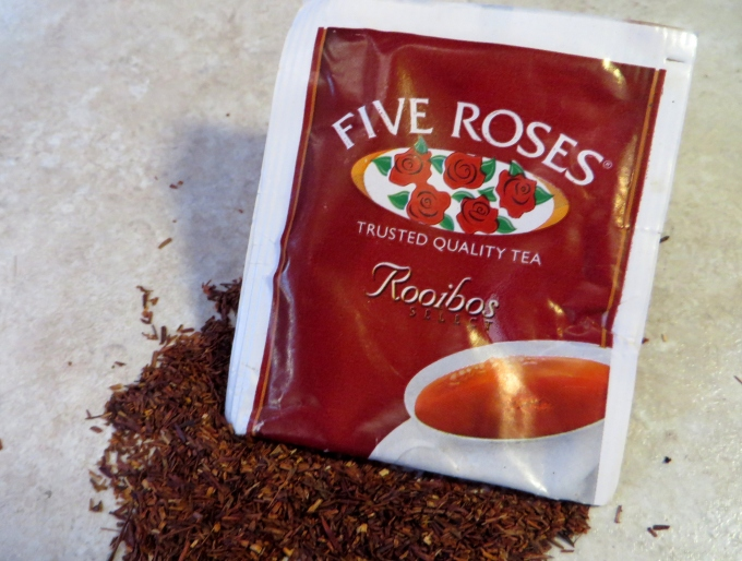 rooibos tea in south africa