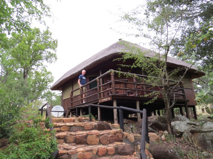 the hut at shayamoya lodge