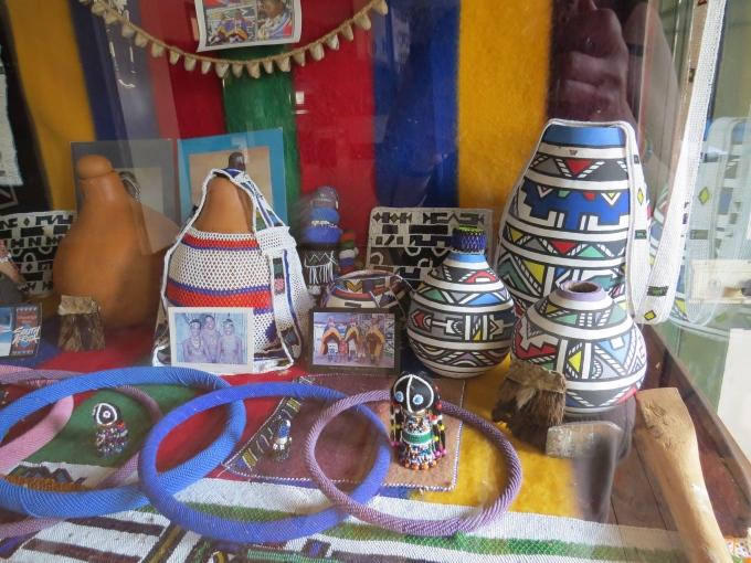ndebele museum craft display