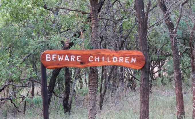 beware children at shaymoya lodge