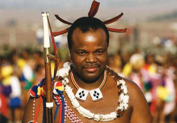 king mswati swaziland