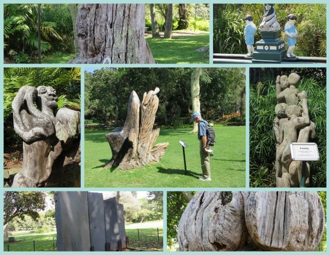 durban botanic garden art