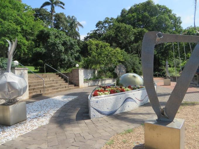 durban botanic garden of senses