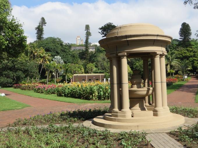 durban botanic gardens gazebo