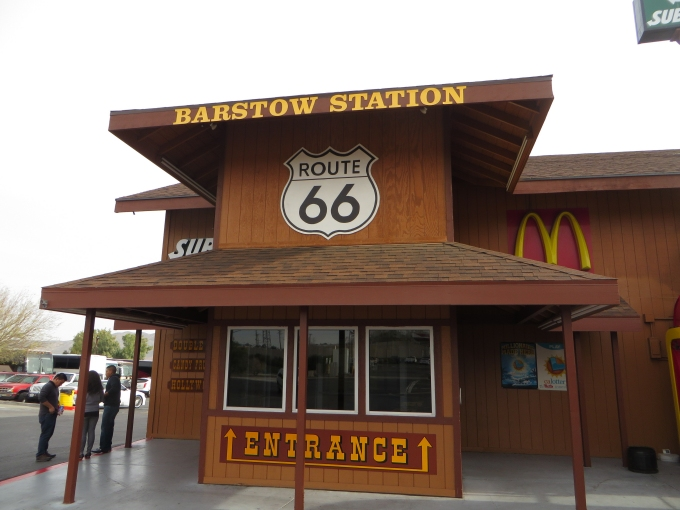 barstow station